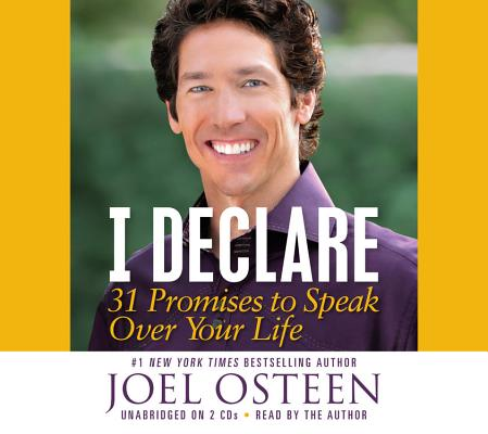 Cover for I Declare