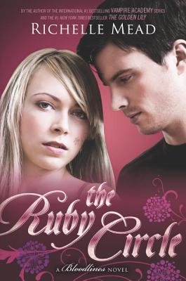 The Ruby Circle: A Bloodlines Novel Cover Image