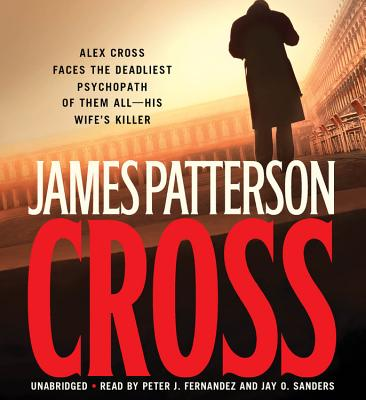 Alex Cross Lib/E: Also Published as Cross Cover Image