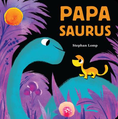 Papasaurus Cover Image
