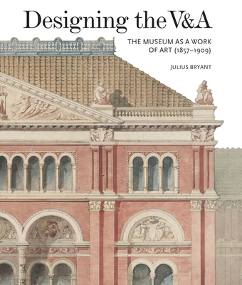 Designing the V&A Cover Image