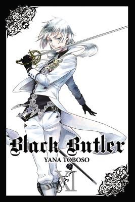 Black Butler, Volume 11 Cover