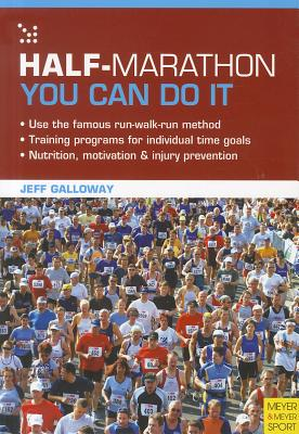 Half-Marathon: You Can Do It Cover Image