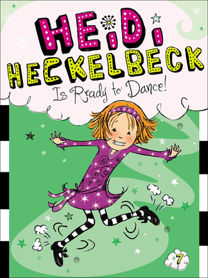 Heidi Heckelbeck Is Ready to Dance! Cover Image