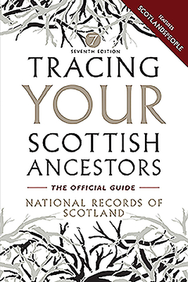 Tracing Your Scottish Ancestors Cover Image
