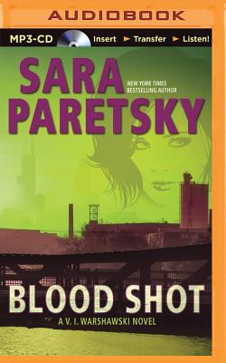 Blood Shot (V. I. Warshawski #5) Cover Image