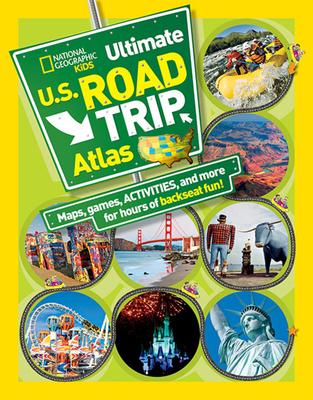 Ultimate U.S. Road Trip Atlas Cover