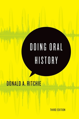 Doing Oral History (Oxford Oral History) Cover Image