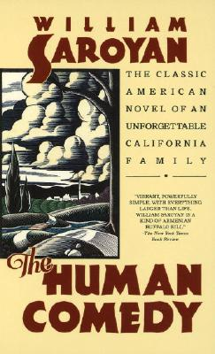 Cover for The Human Comedy