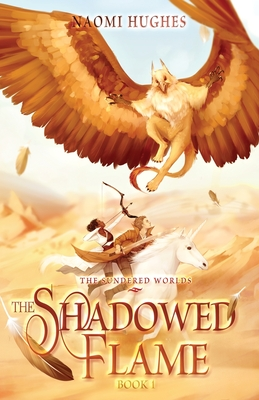 Cover for The Shadowed Flame
