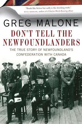 Don't Tell the Newfoundlanders Cover