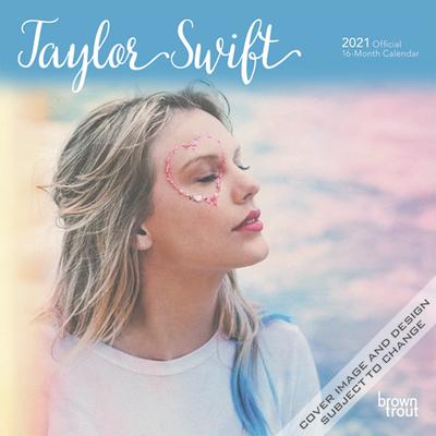 Taylor Swift 2021 Mini 7x7 Cover Image