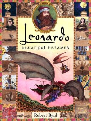 Leonardo, the Beautiful Dreamer Cover