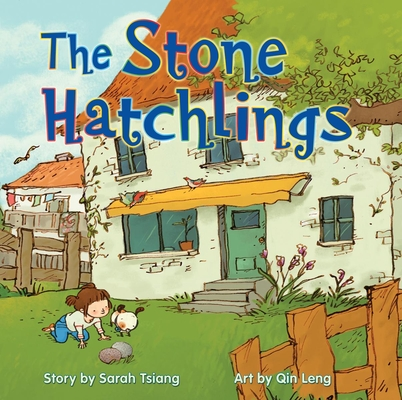 The Stone Hatchlings Cover