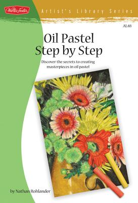 Oil Pastel Step by Step Cover