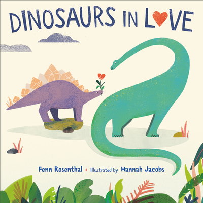 Dinosaurs in Love Cover Image