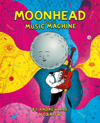 Moonhead and the Music Machine Cover Image