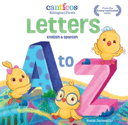 Letters A to Z: Bilingual Firsts Cover Image