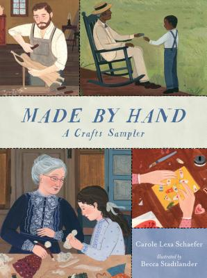 Made By Hand: A Crafts Sampler Cover Image