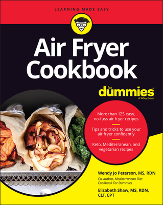 Air Fryer Cookbook for Dummies Cover Image