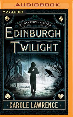 Edinburgh Twilight (Ian Hamilton Mysteries #1) Cover Image