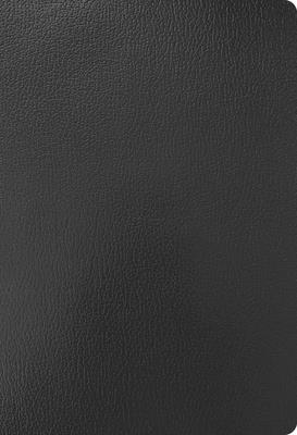Cover for KJV Super Giant Print Reference Bible, Black Imitation Leather