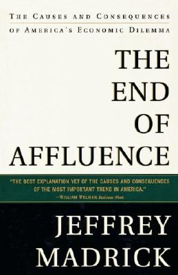 The End of Affluence Cover