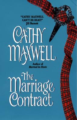 The Marriage Contract Cover