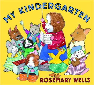 My Kindergarten Cover