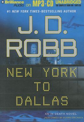 New York to Dallas Cover Image
