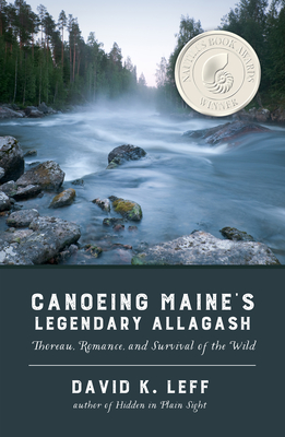 Canoeing Maine's Legendary Allagash Cover