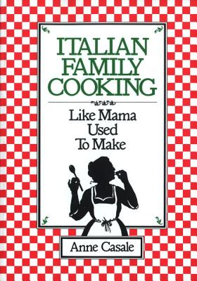 Italian Family Cooking Cover