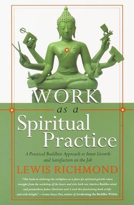 Work as a Spiritual Practice Cover