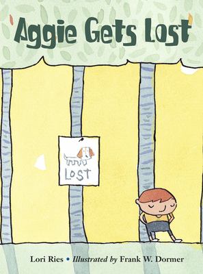 Aggie Gets Lost Cover