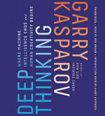Cover for Deep Thinking