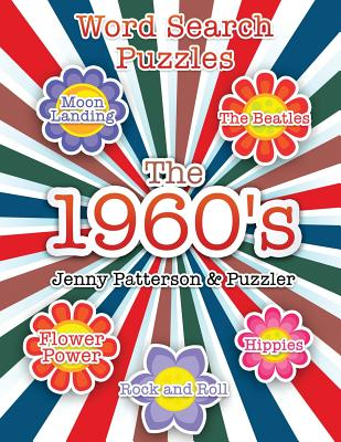 THE OFFICIAL WORD SEARCH PUZZLE BOOK OF THE 1960's Cover Image
