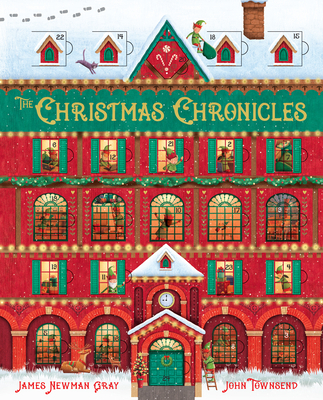 The Christmas Chronicles: 24 Stories, One-A-Night Cover Image