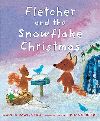 Fletcher and the Snowflake Christmas Cover