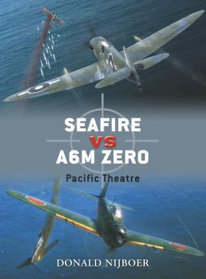 Seafire Vs A6M Zero Cover