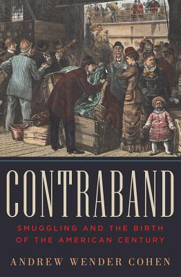 Cover for Contraband