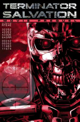 Terminator Salvation Official Movie Prequel Cover