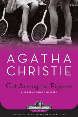 Cat Among Pigeons: A Hercule Poirot Mystery Cover Image
