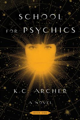 School for Psychics: Book One Cover Image