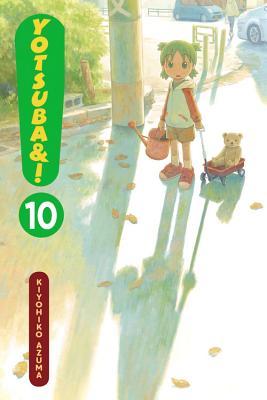 Yotsuba&!, Volume 10 Cover