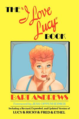 The I Love Lucy Book Cover