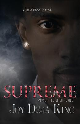 Supreme: Men of the Bitch Series Cover Image