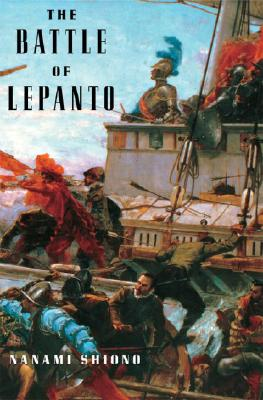 The Battle of Lepanto Cover