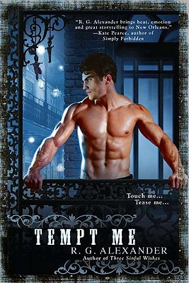 Cover for Tempt Me (A Bone Daddy Novel)