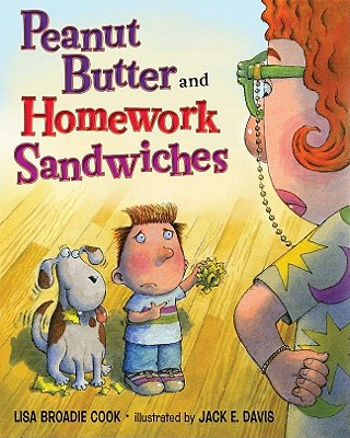 Peanut Butter and Homework Sandwiches Cover