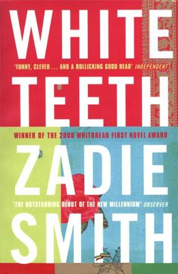 White Teeth Cover